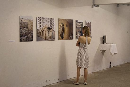 Fünf Bilder auf Dibond bei HORST