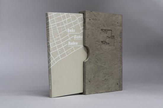 Buch-Dummy mit Betonschuber (art edition)